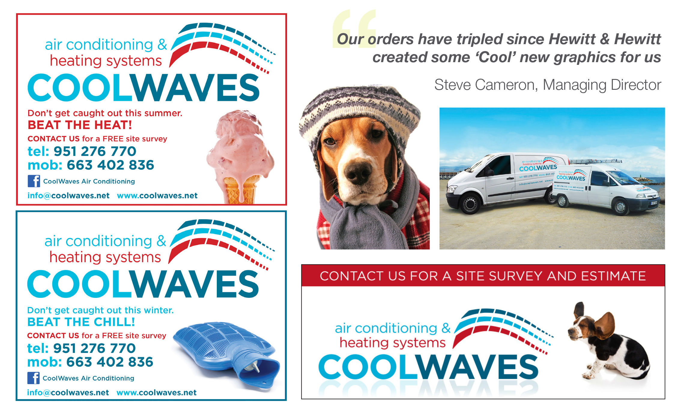 Cool Waves Air Conditioning
